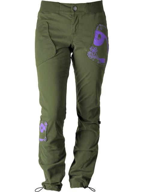 E9 W's Nanart Pants Musk